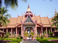 phnom penh National Musem